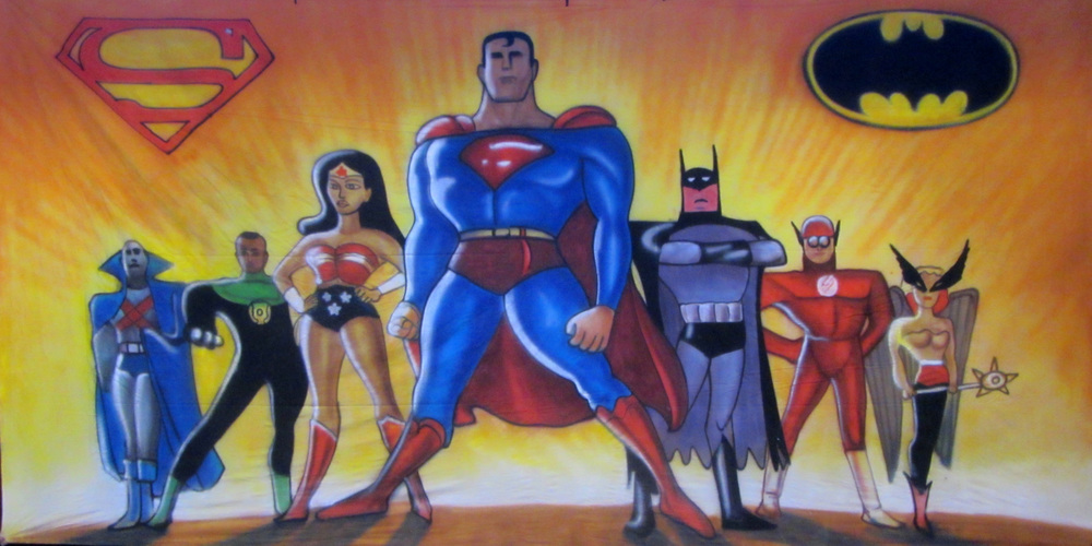 Super Hero -