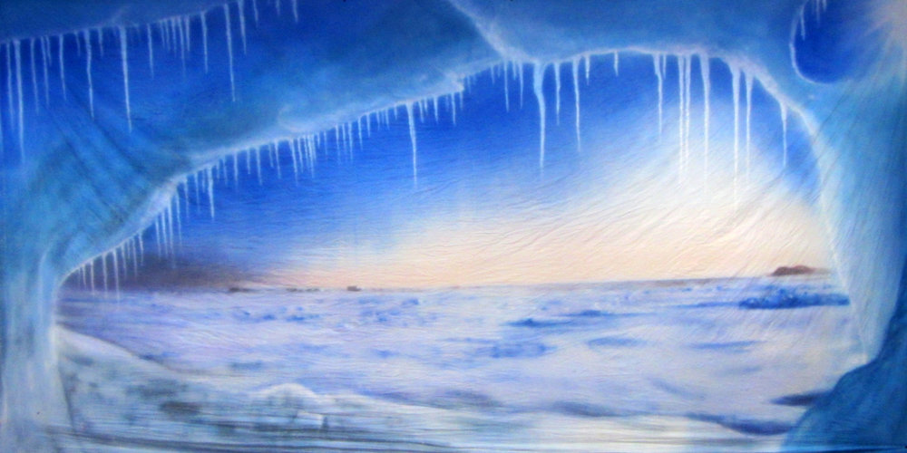 backdrop for hire - ice cave - christmas - fire and ice.jpg