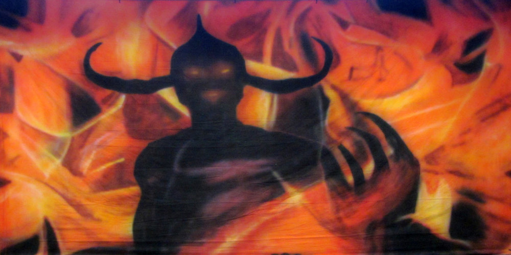 backdrop for hire - Demon - heaven and hell - fire.jpg