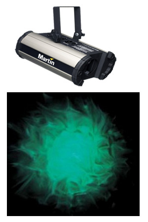 Water effect projector