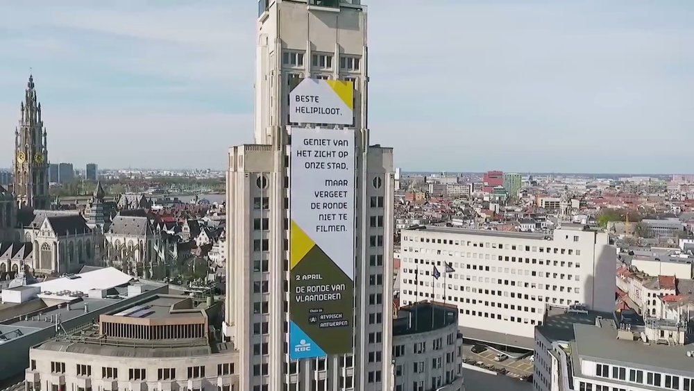 City of Antwerp - Tour of Flanders