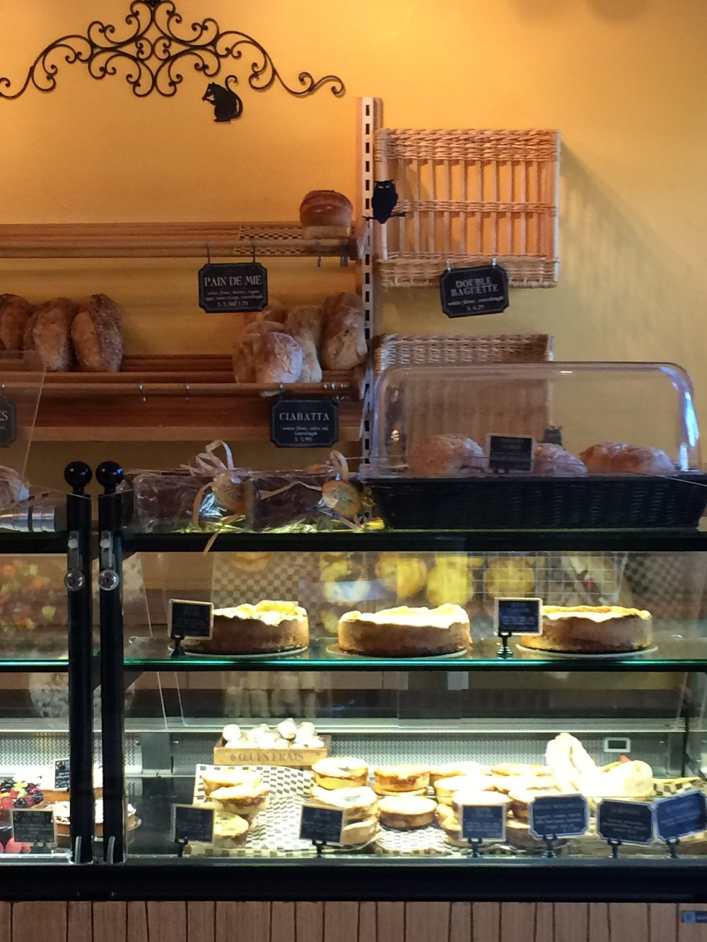 Pastry Shoppe in Falmouth