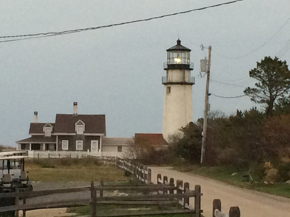 Very early morning visit to North Truro Highland Lighthouse
