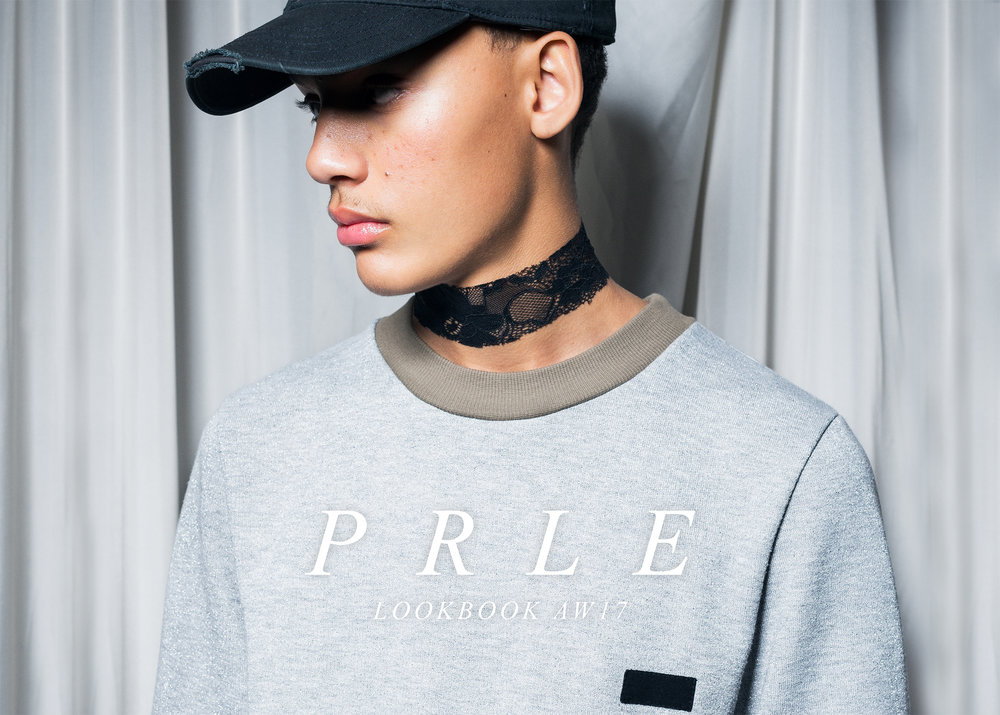 Lookbook för PRLE AW17