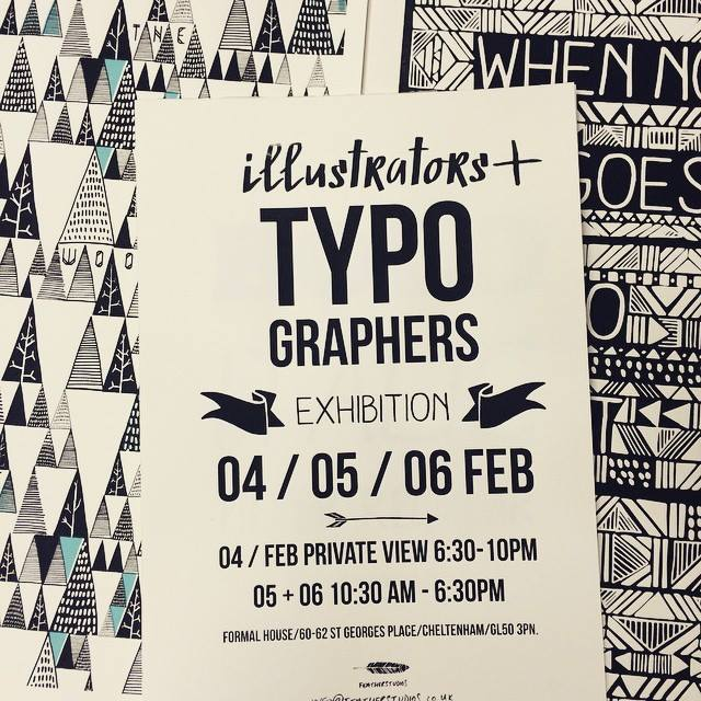 type exhibition cheltenham