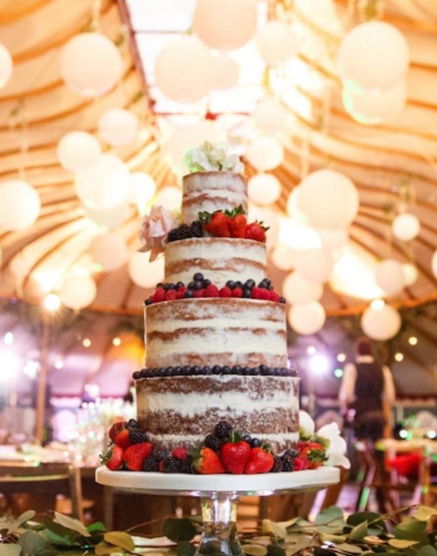 hannah hickman wedding cakes