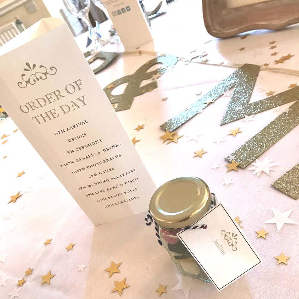 wedding stationery eastington park