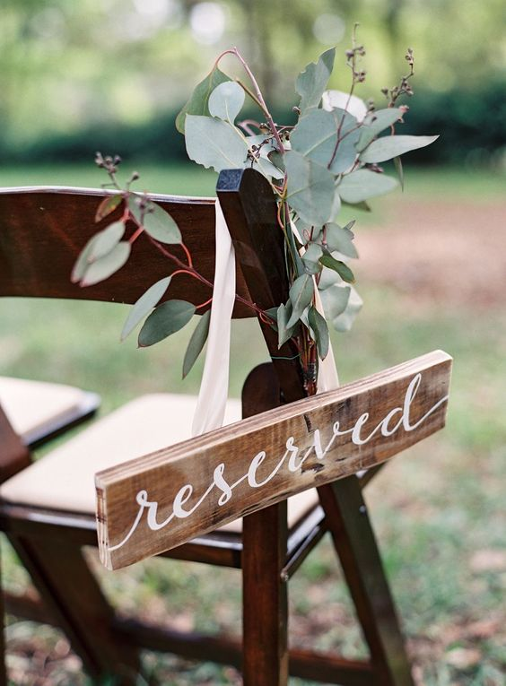 Rustic Elegant Wedding Inspiration