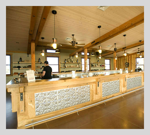 Helwig Winery Tasting Room