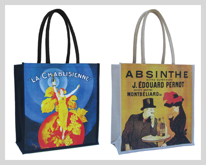 Vintage Classics Juco Tote Bags (coming soon)