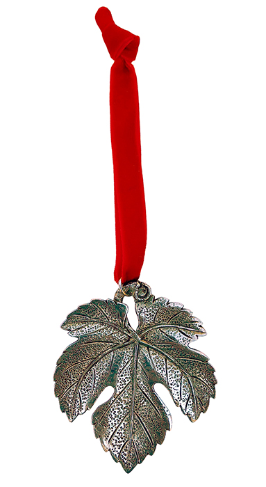 Pewter Ornament (Grape Leaf - Cabernet).jpg