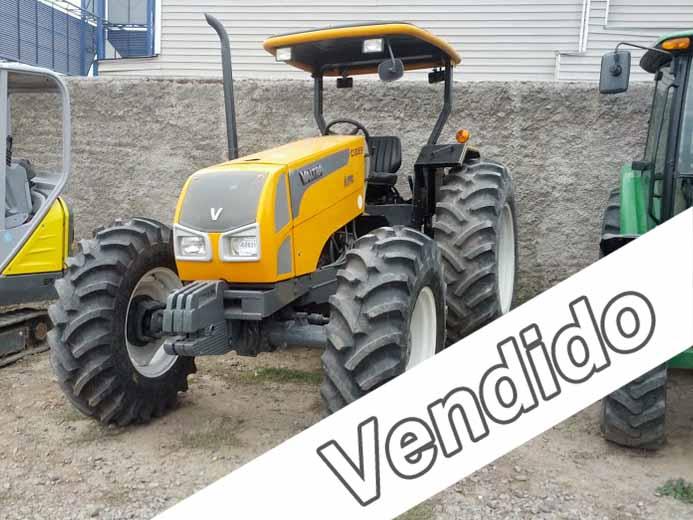 Valtra A990, año 2013, 101 hp.    $18.000.000+IVA
