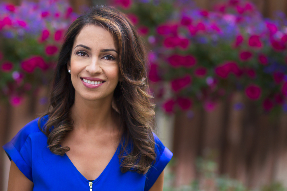 Dr. Afrouz Demehri Ladera Ranch Headshots