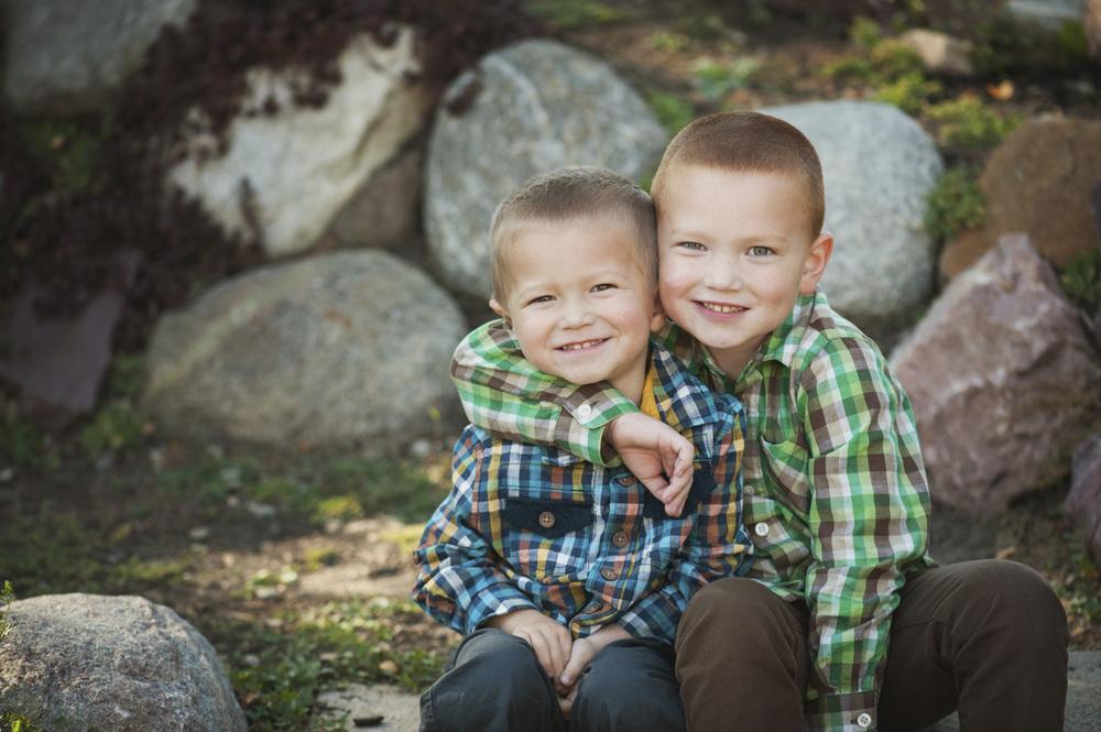 Spencer Iowa children's photography