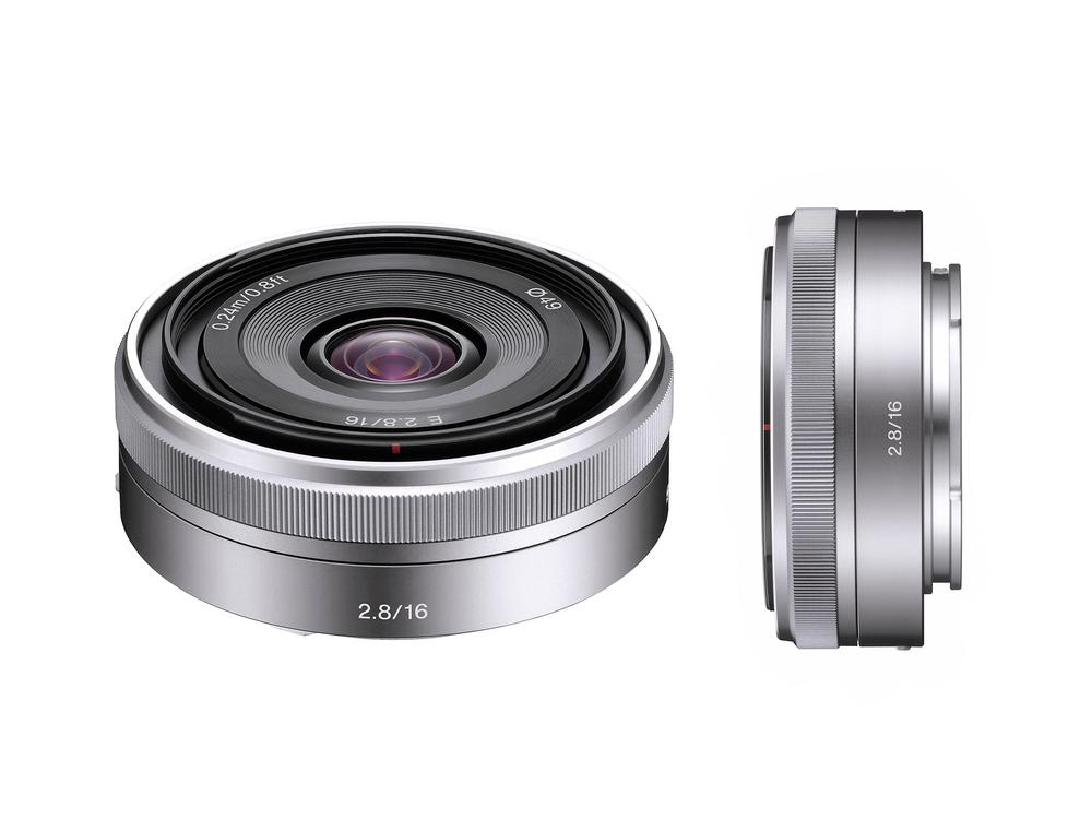Drew Steven Photography Sony 16 2.8 pancake lens e mount