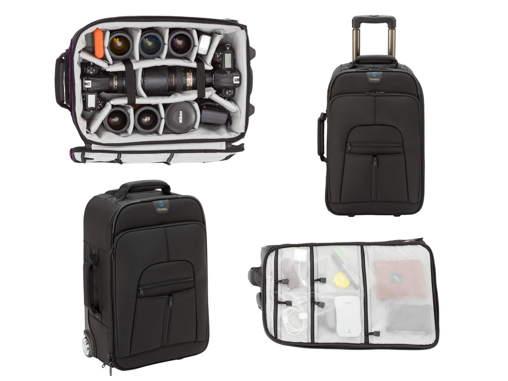 Drew Steven Photography Tenba Roller Bag Roadie II