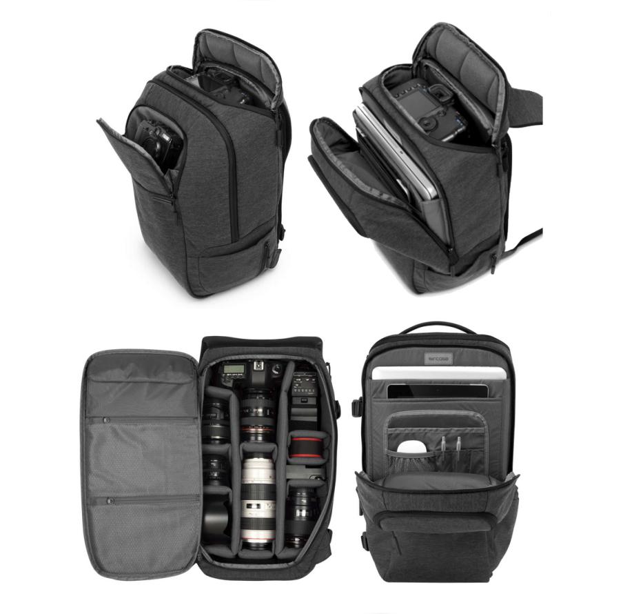 Drew Steven Photography Incase DSLR Pro Pack Backpack
