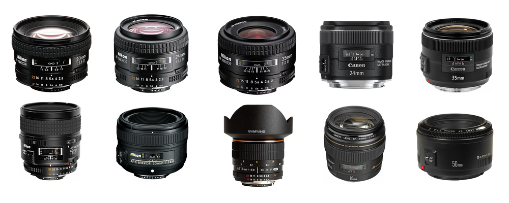 Drew Steven Photography Primes vs Zooms. 14mm 20mm 24mm 35mm 50mm 60mm 85mm