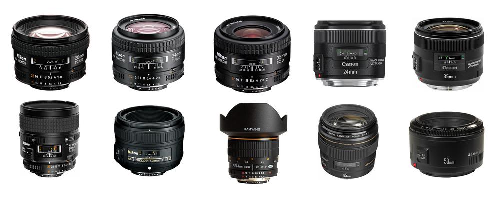 Drew Steven Photography Primes vs Zooms. 14mm 20mm 24mm 35mm 50mm 60mm 85mm