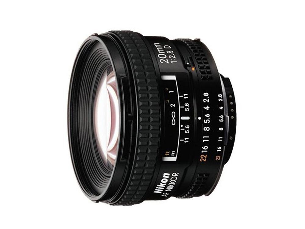 Nikon 20mm f/2.8 AF-D