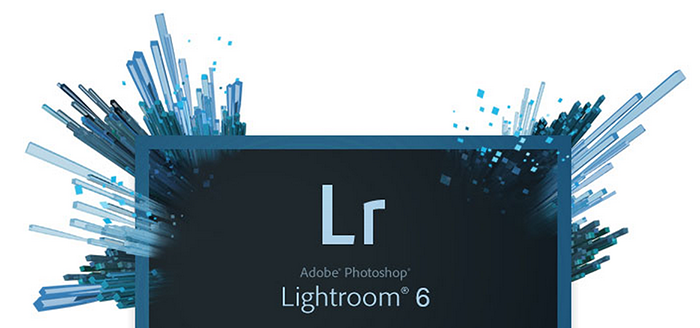 Lightroom 6 CC Adobe Photoshop Logo Update