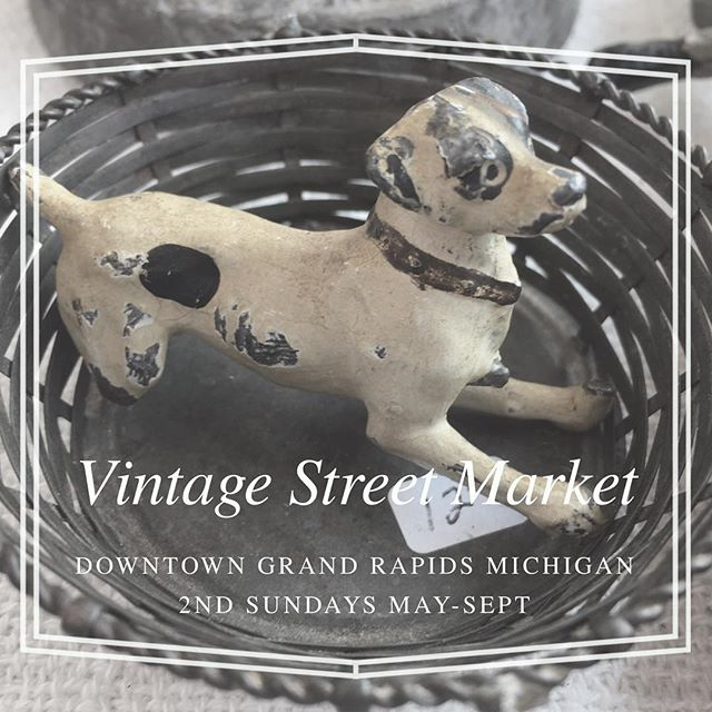 A little puppy love for your vintage ❤️