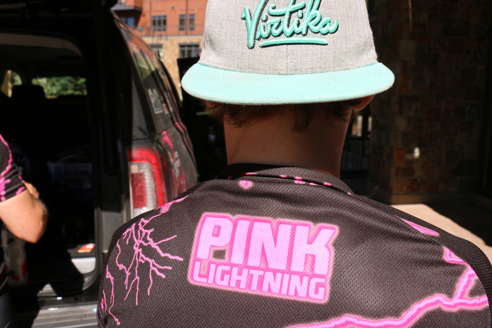 """""""Pink Lightning"""" is ready..."""