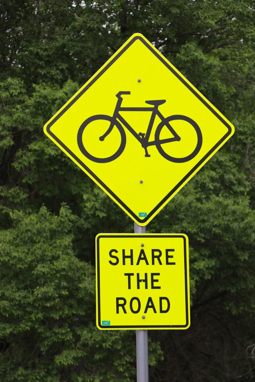 Bike friendly roads