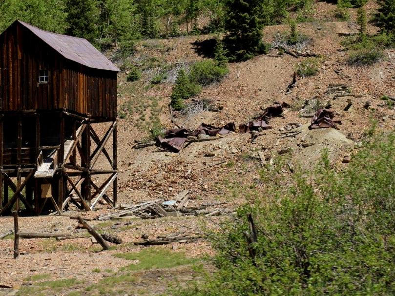 ...of Colorado mining