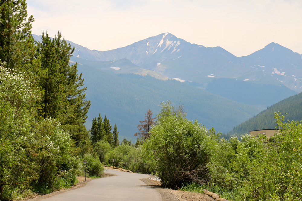 Some riders will do the Leadville loop