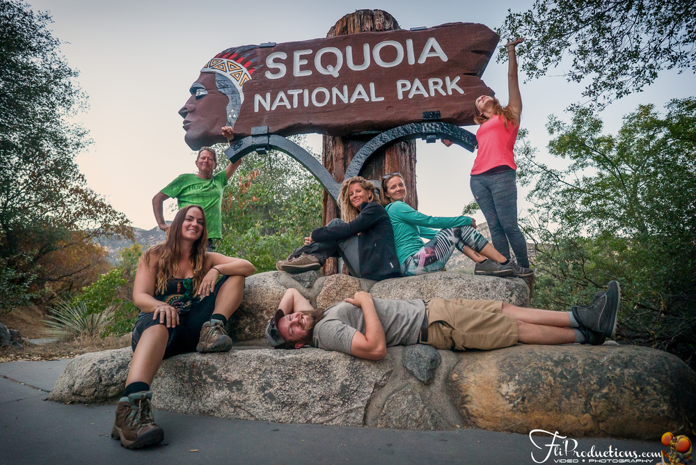 The Yosemite and Sequoia Crew.