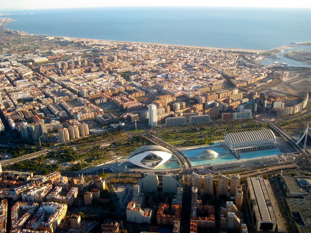 Folge MÈ nach Valencia