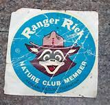 1972 Ranger Rick Sticker