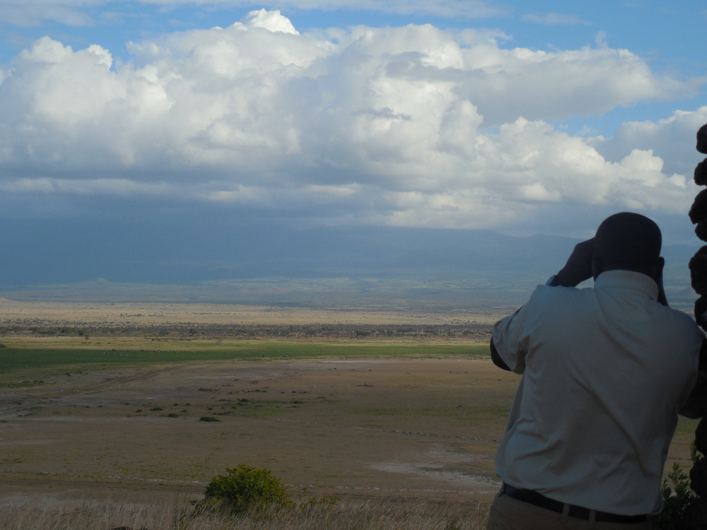 Safari Guide, Amboseli National Park © Flyga Twiga LLC