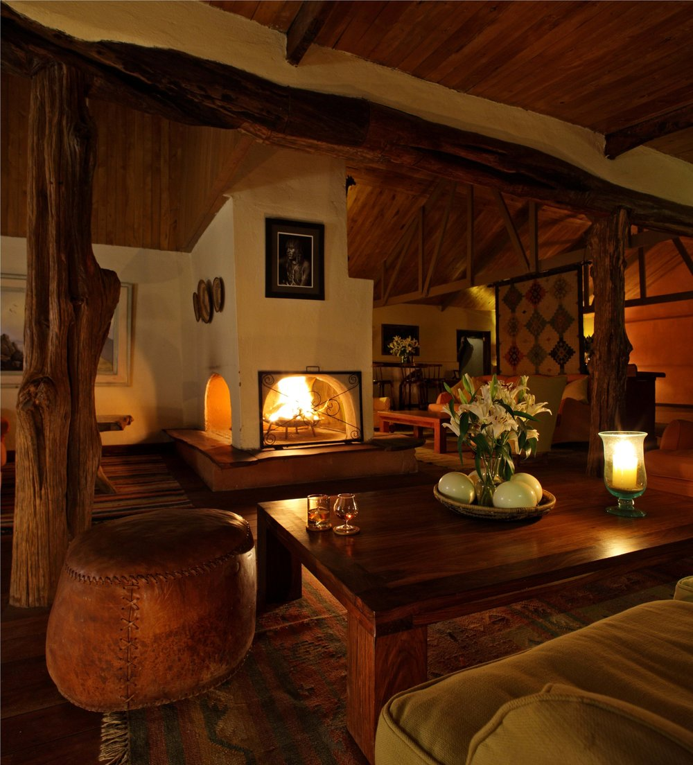 ©Elsa's Kopje Meru, Kenya Our packages include the romantic Lewa Camp in Kenya.