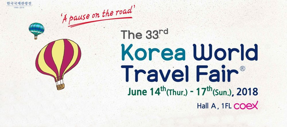 Image Credit: Korea World Travel Fair