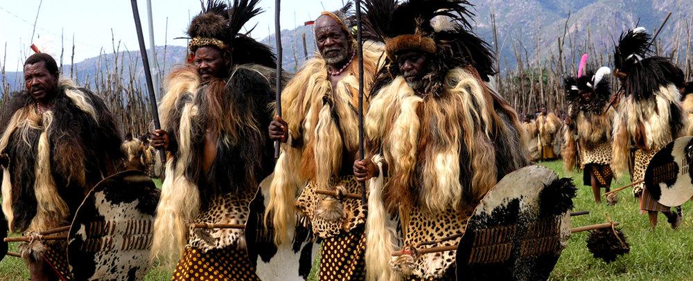 Swaziland Ceremony