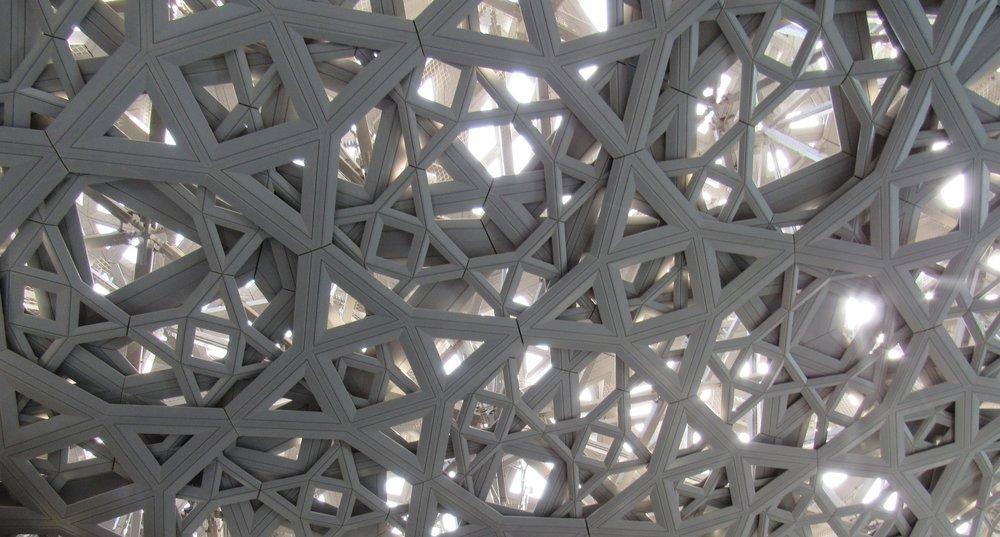 Jean Nouvel Desgin Louvre Abu Dhabi © Flyga Twiga LLC