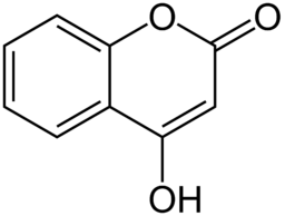 256px-4-Hydroxycoumarin.PNG