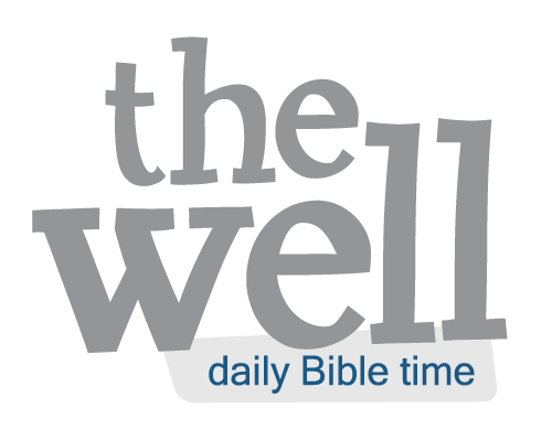 Welcome to   The Well,   a daily Bible reading plan designed to help you read   along   the biblical story.   Each weekday subscribers receive an email containing 2 biblical chapters and a page of explanation and reflection from David. In addition, all of David's explanatory pages are archived here for your use. Subscriptions are free! To sign up go to  www.gracebaptist.org/thewell.