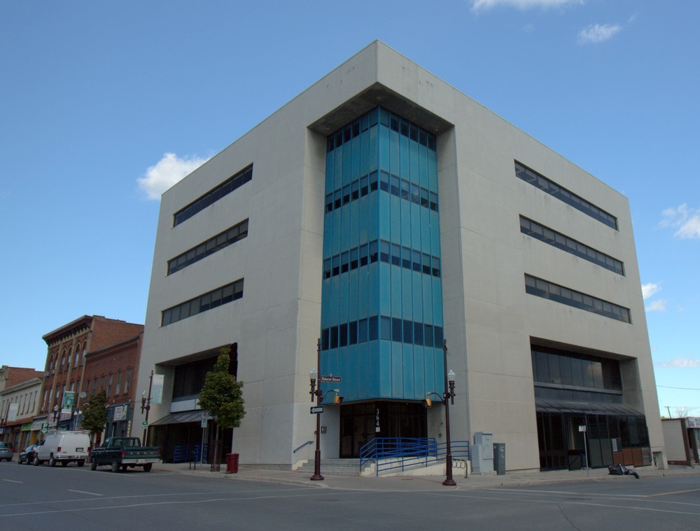 Nordia's new Peterborough call centre at 364 Water Street.
