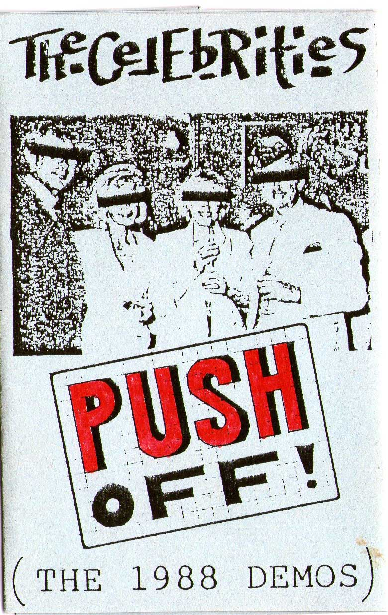The Celebritites ' Push Off'   Album
