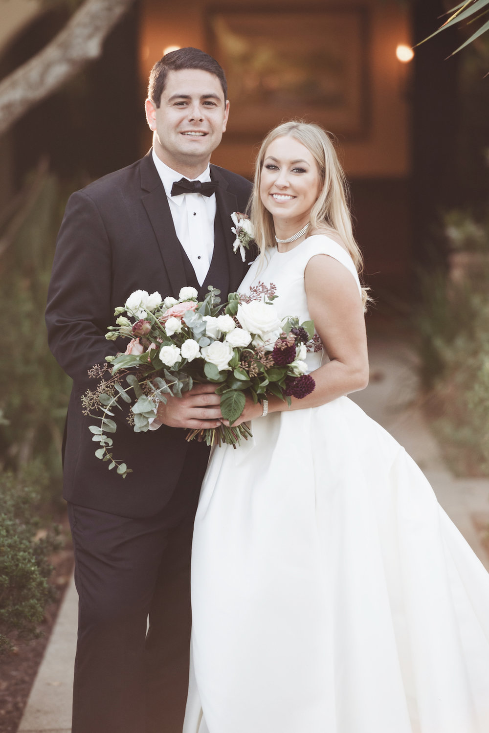 Estancia La Jolla | Compass Floral | Wedding Florist in San Diego and Southern California | Brit Jaye Photography