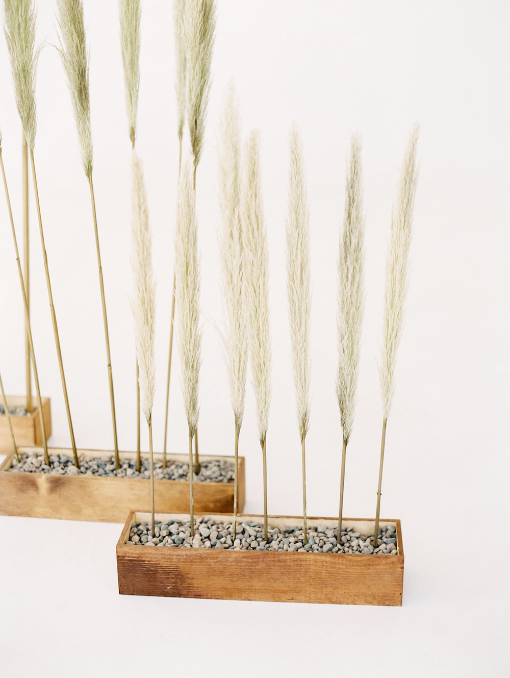 Pampas grass installation | Studio 710 | Compass Floral | Wedding Florist in San Diego and Southern California | Dear Lovers Photography