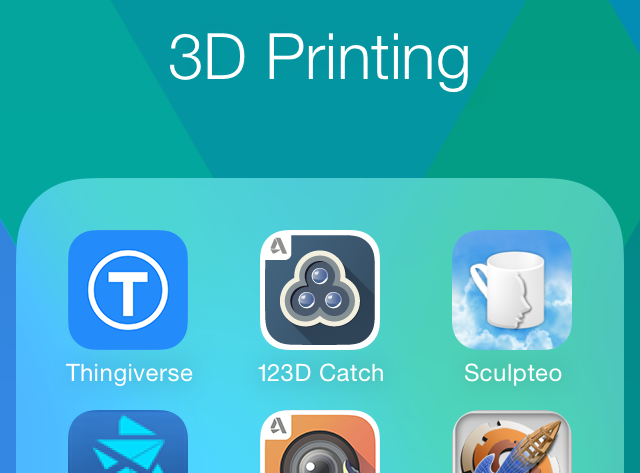 Every 3D Printing Mobile App in One Convenient Master List — 3by3D