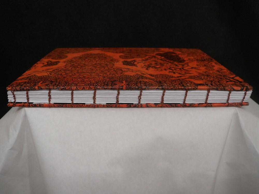 Journal for Ann, Spine