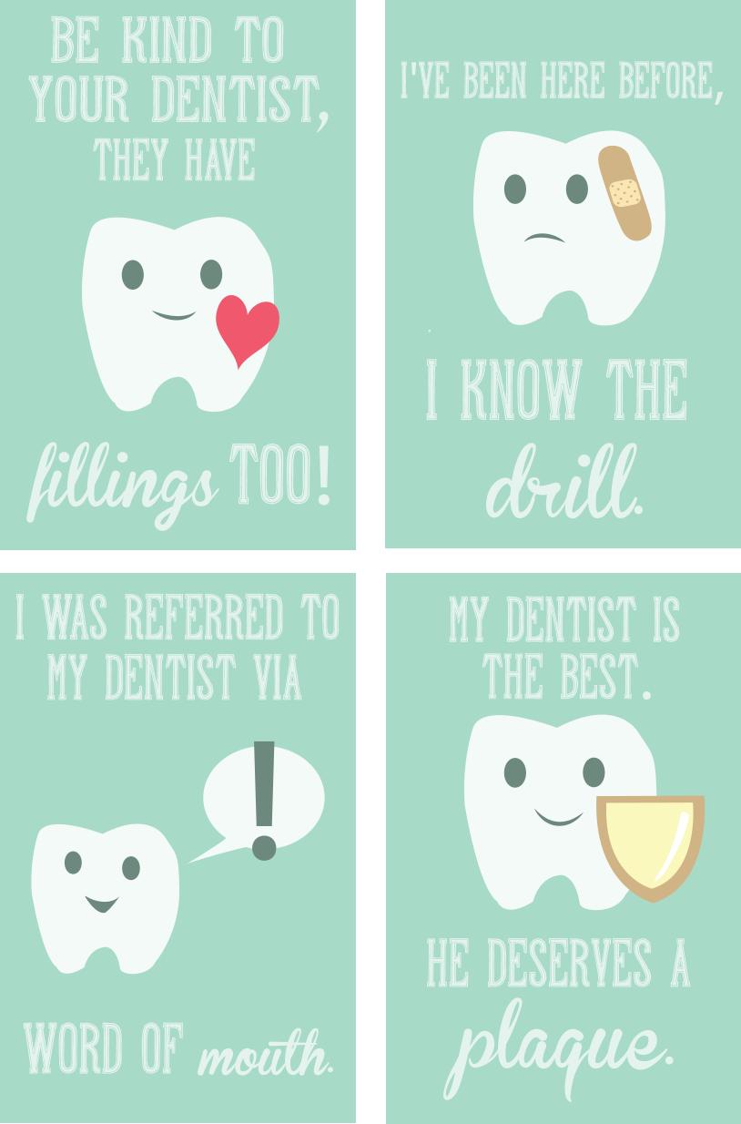 Dental Puns