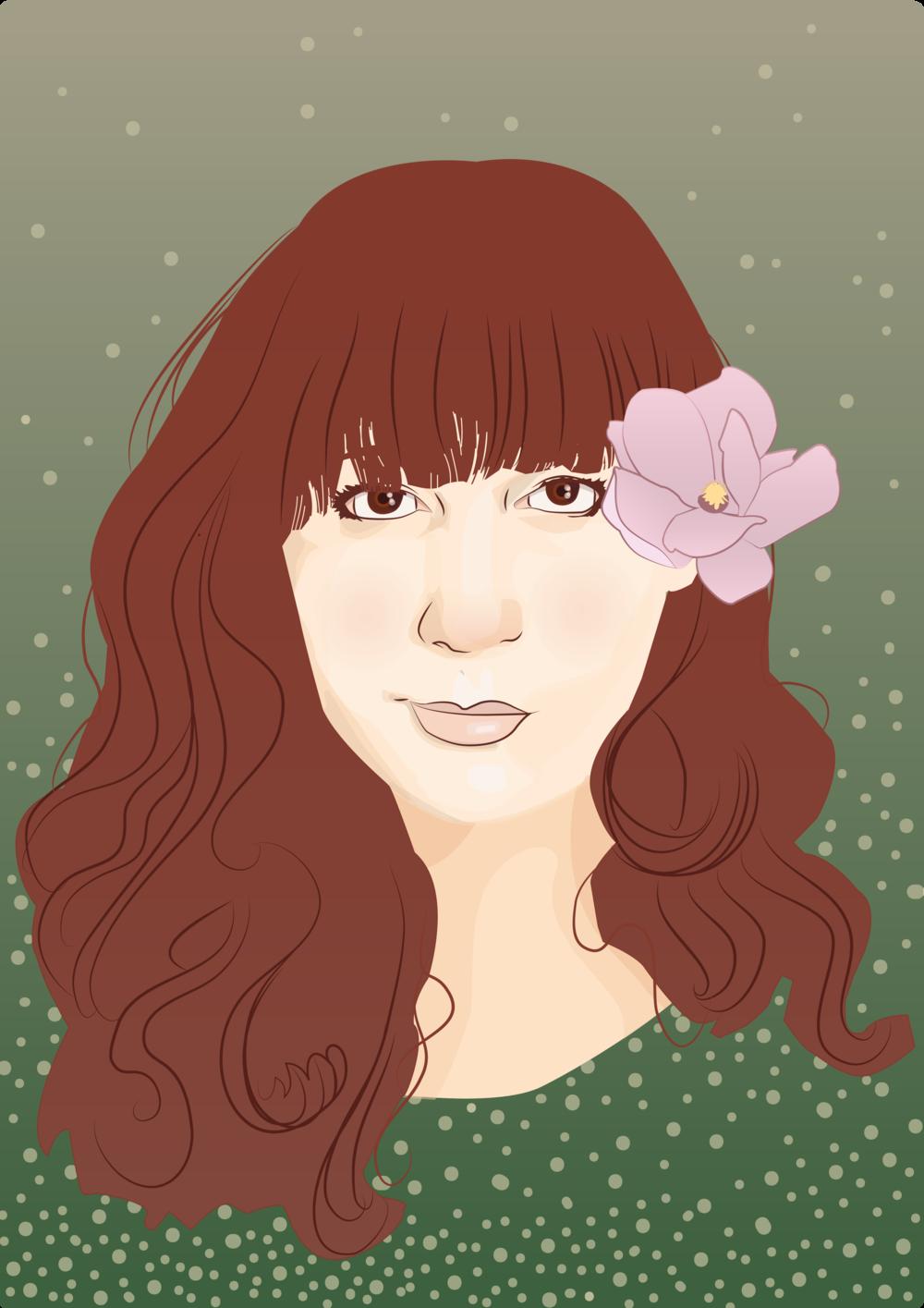 Self-Portrait '14