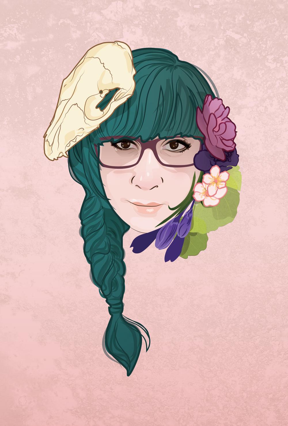 Self-Portrait '15