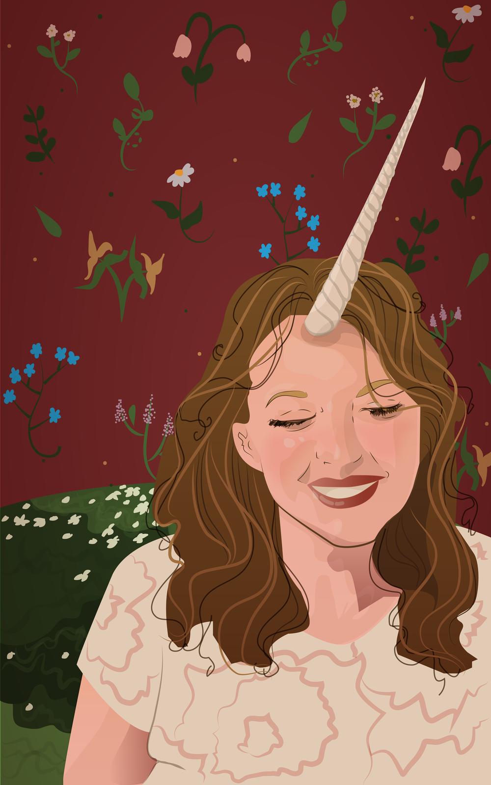 Allie, a unicorn